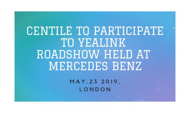 RoadShow Mercedes benz LONDON MAY 23 2019