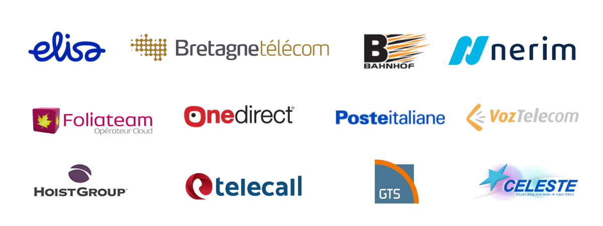 Satisfied clients - Centile Telecom Application